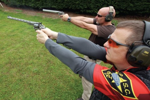 Long Barrel Revolvers
