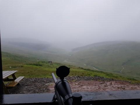 Eskdalemuir 2 mile range