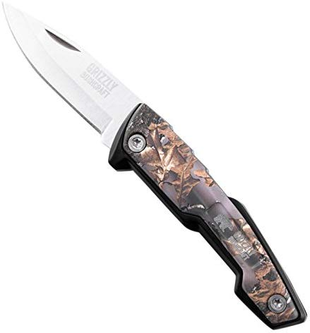 Grizzy Bushcraft pocket knife review