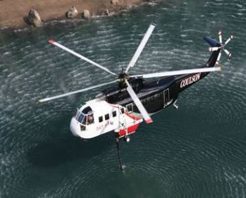 Coulson modifies 2 helicopters for night flying