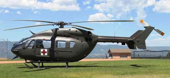 Black Forest fire Lakota helicopter