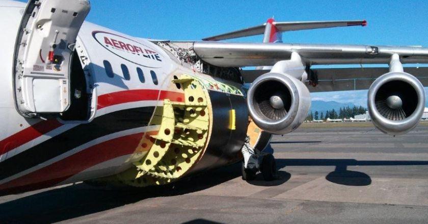 AeroFlite RJ85