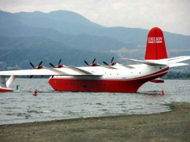 Coulson loses B.C. contract for Martin Mars
