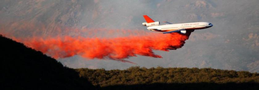 Tanker 910, a DC-10, July 16