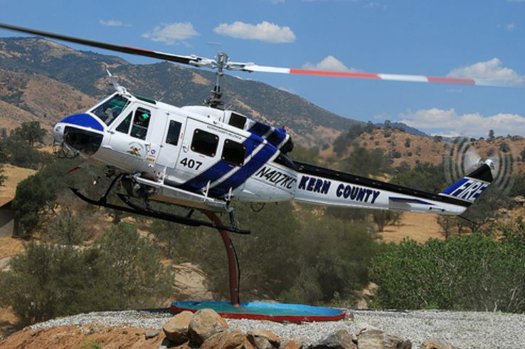 Kern County Helicopter 407