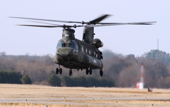 Montana company purchases first civilian-owned CH-47D Chinooks