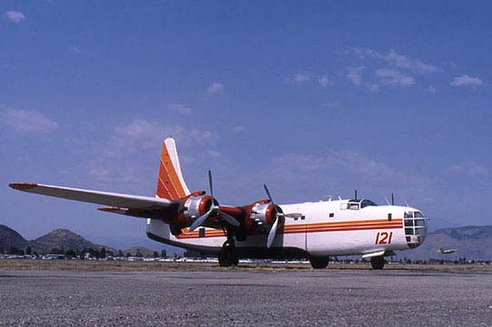 Hawkins & Powers Tanker 121