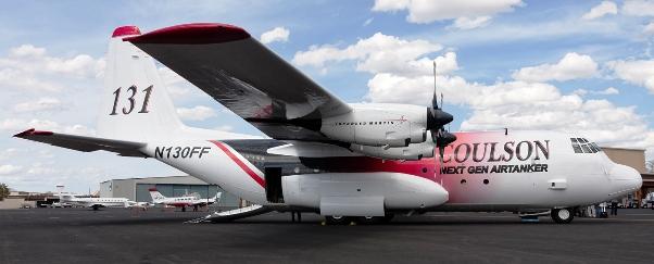 Coulson's T-131 at Reno