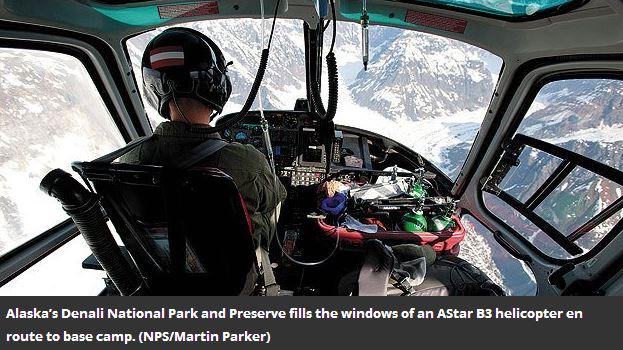 NPS pilots