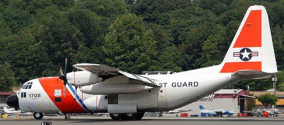 Coast Guard HC-130H 1708
