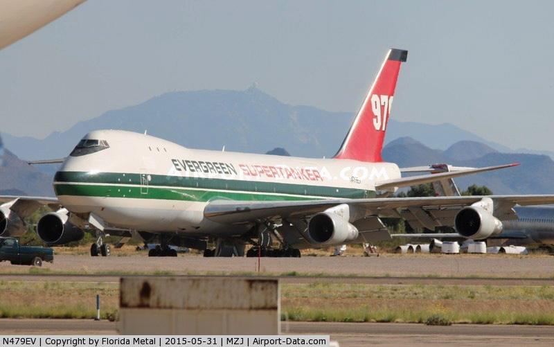 747 Supertanker, Marana