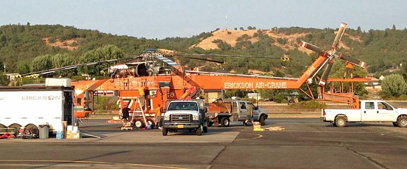Erickson Air-Crane, Roseburg
