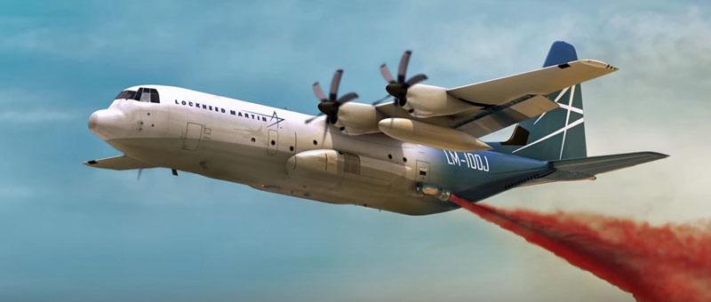 Lockheed's LM-100J