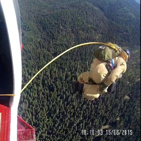 Busy season for smokejumpers
