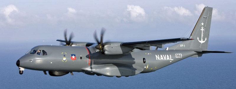 C295 Chilean Navy Airbus