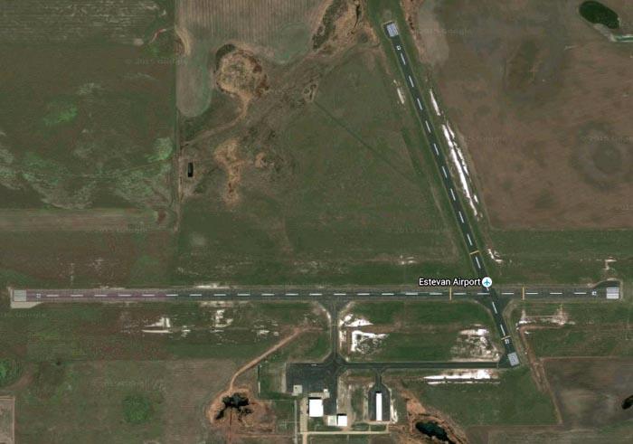Estevan airport