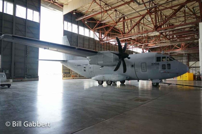C-27J coast guard