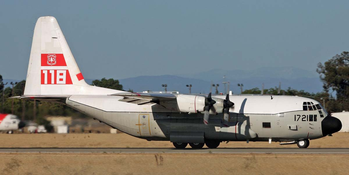 HC-130H news: Tanker 118 to be replaced by Tanker 116 at McClellan this year