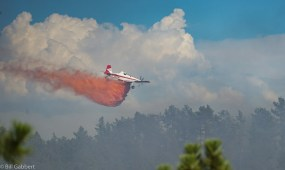 Red Canyon Fire