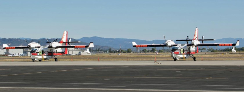 Air Tankers 261 and 262