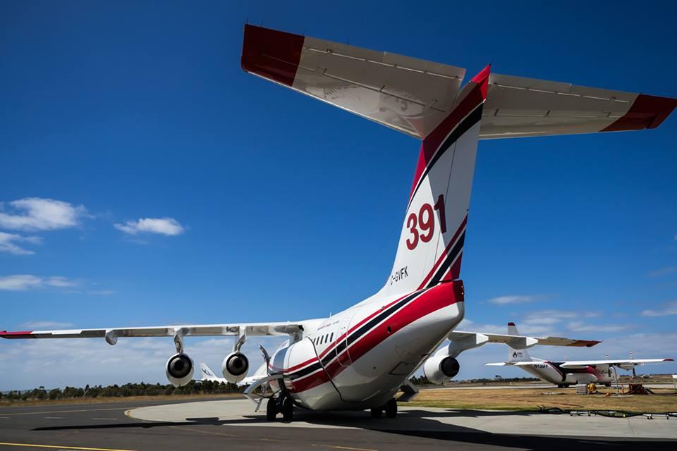 RJ85 pilot -- from Arctic Circle to Tambo Crossing