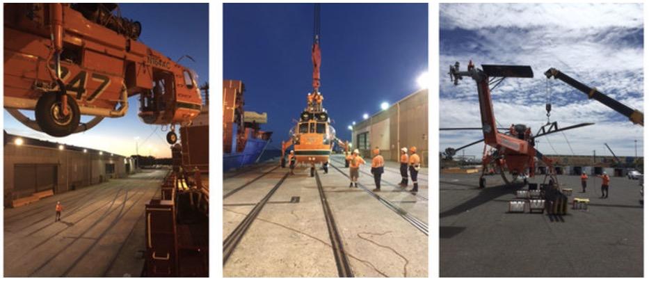 Air-Cranes in Victoria
