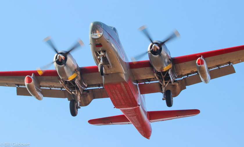 This year will likely be the farewell tour for P2V air tankers