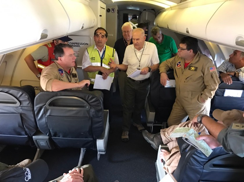 Bill Moody Air Tactical Group Supervisor