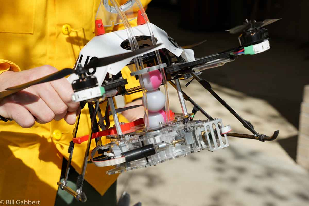 Drones being added to Grand Canyon-area wildfire toolbox