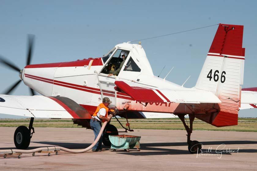 air tanker 466 SEAT