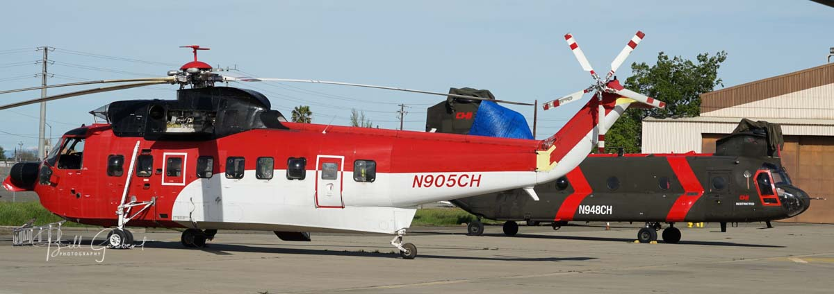 Helimax CH-47D begins its bushfire season in Australia