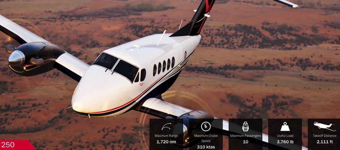 Forest Service to purchase up to 20 new King Air 250's
