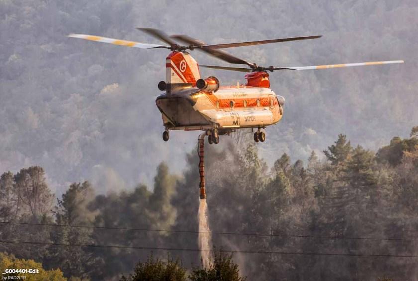 Napa Valley Fires October 2017 Will Campbell