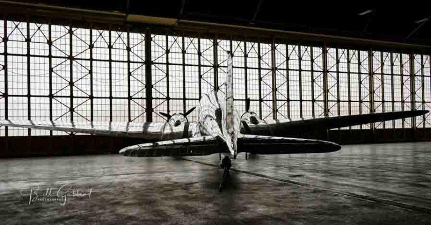 DC-3 at McClellan