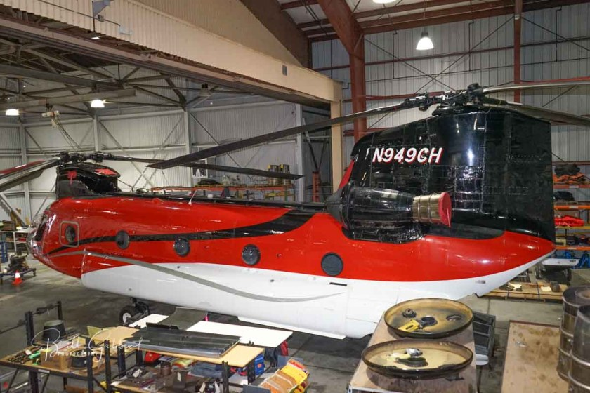 Helimax Chinook CH-47D helicopter