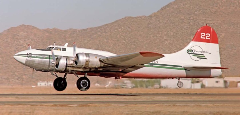 Evergreen Tanker 22 B-17