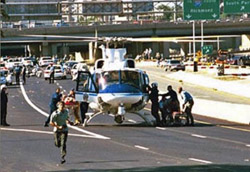 Park Police helicopter 9/11