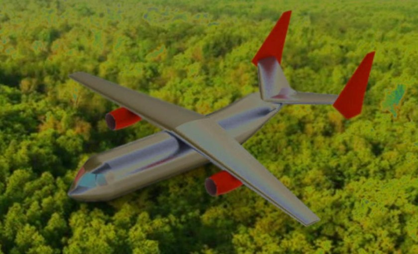 AIAA student air tanker student design competition