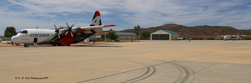 Air Tanker 134 C-130 Ramona