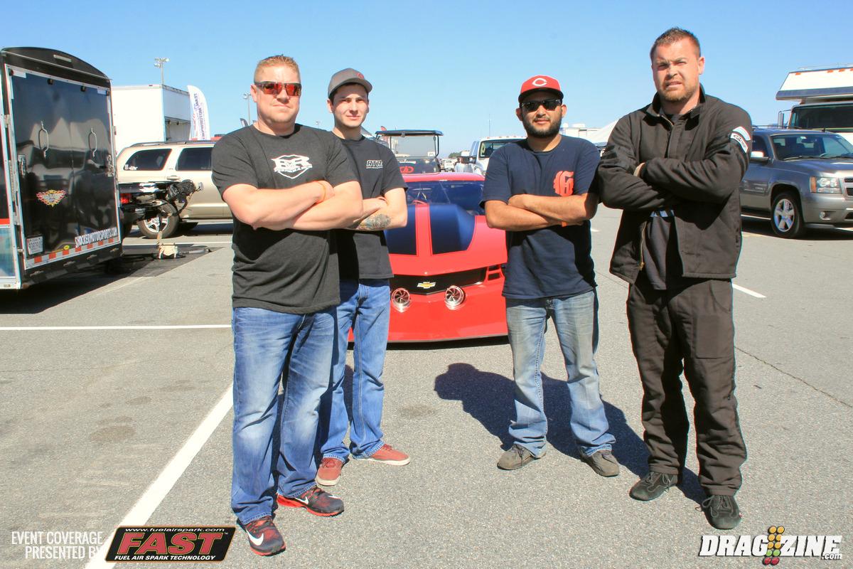 Lights Out 7 Update with Fireball Racecar Team