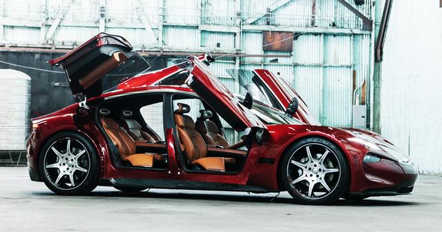 Coolest Cars Of The Day Fisker EMotiv Audi Porsche Jannarelly - Cool cars bugatti