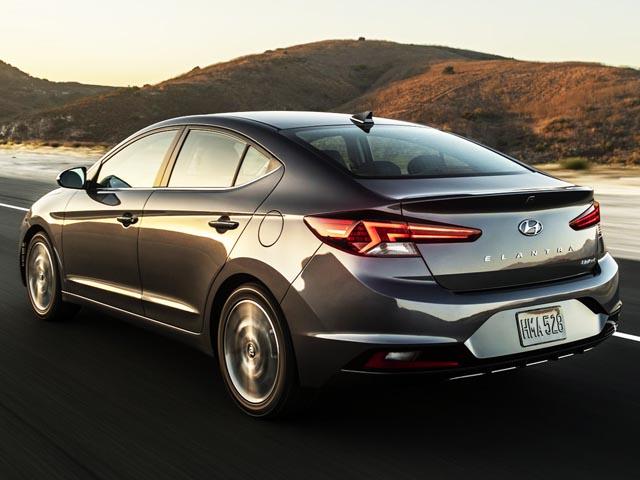 A Week in the 2019 Hyundai Elantra Sport