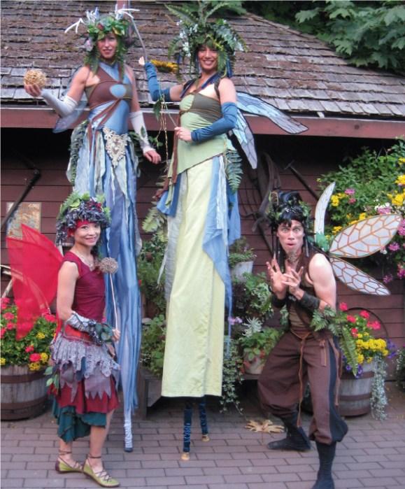 Woodland Faires