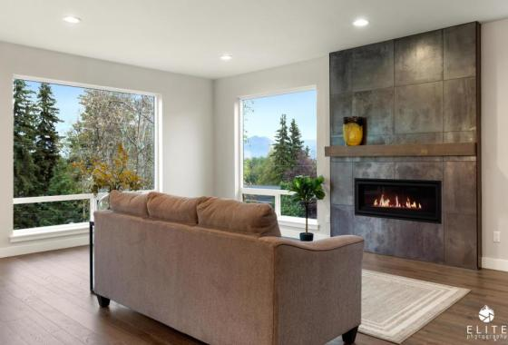 firebird g street downtown anchorage alaska real estate luxury townhome condo hultquist homes fireplace