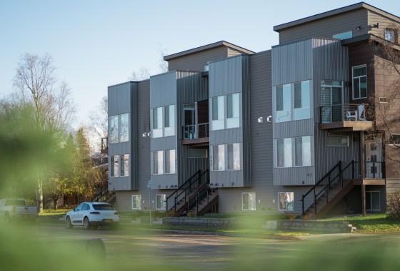 downtown anchorage alaska condo townhome apartment house delaney park strip parkview firebird realty real estate