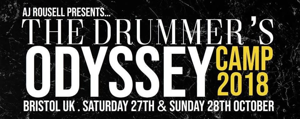 Drummers Odyssey camp