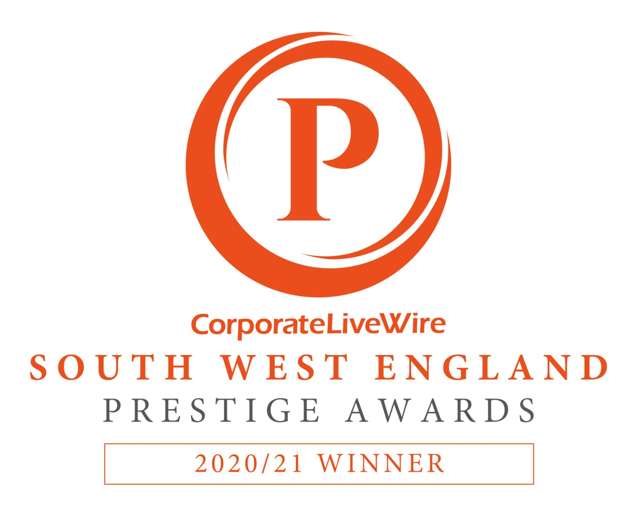 Prestige Awards Winner 20/21