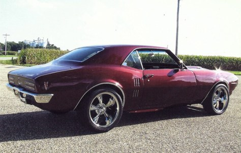 '68 Firebird of Ehron S. Stout from Easton, Illinois