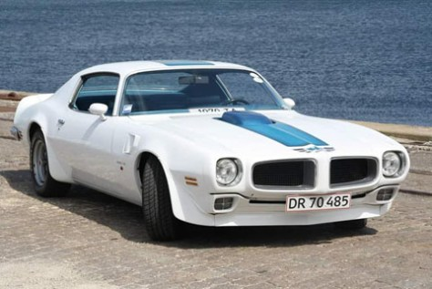 70 1/2 Trans Am of Peter Winther Munch from Copenhagen, Denmark