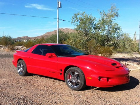 '98 Formula of Guy Ferstl from Goodyear, Arizona